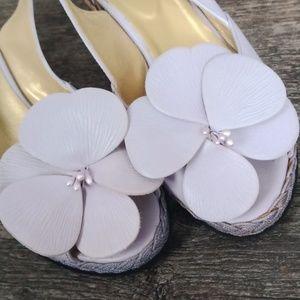 Charles Jourdan Shoes - Charles Jourdan Paris  wedge sandals